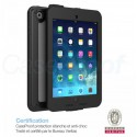 Coque iPad Air Etanche Anti-choc Noire CaseProof ®