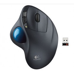 Trackball Optique sans fil Logitech