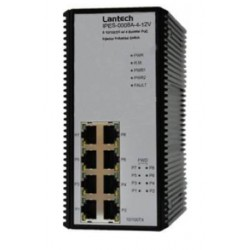 Switch ethernet industriel 8 ports POE