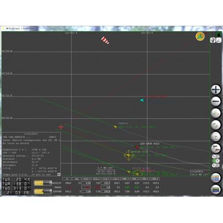 WindBAG, analyse de données AIS