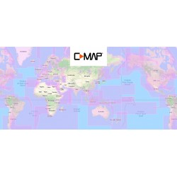 Cartes Vectorielles CMAP