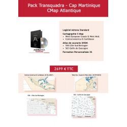 Pack Transquadra - Cap Martinique CMap Atlantique