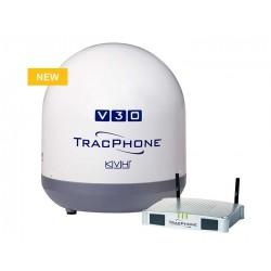 mini-VSAT KVH TracPhone V30