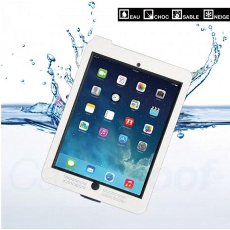 Coque iPad Air 2 Etanche Anti-choc Blanche CaseProof ®