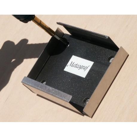 Support inox pour Barographe Météograf