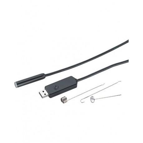 Caméra SOMIKON endoscopique USB étanche à LED