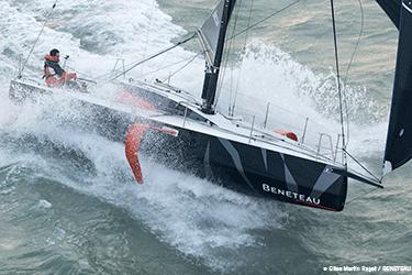 2019 marque le lancement  d'un nouveau bateau pour la Classe Figaro Bénéteau